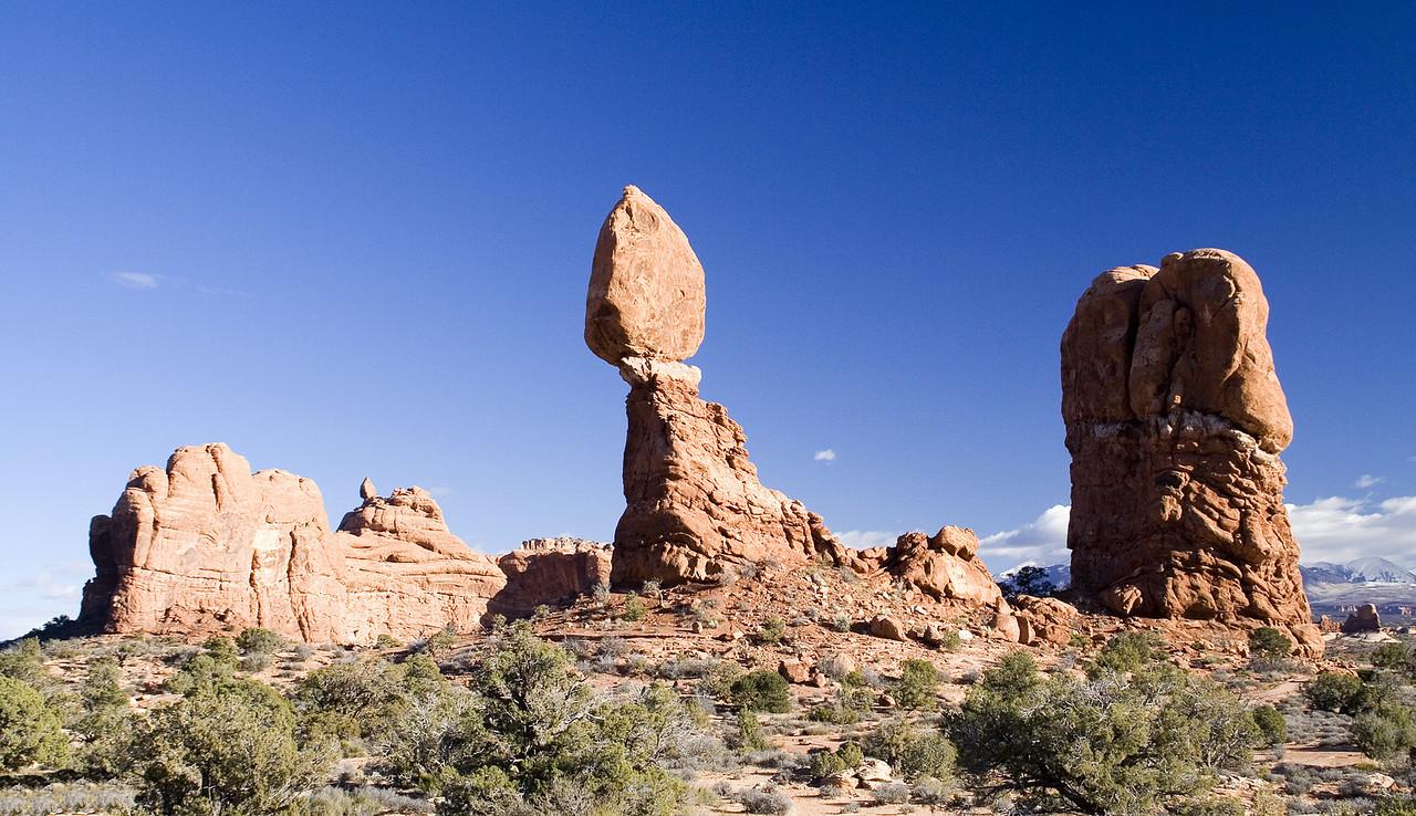 Balanced Rock.