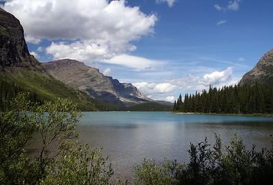 Josephine Lake.