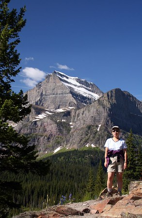 Grinnell Glacier Hike.