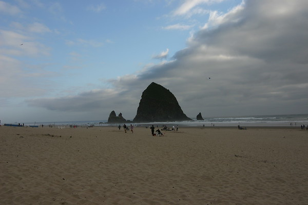 2013-07 Seaside and Cannon Beach