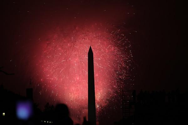 2015-07-04 Arlington, Capitol Building, Independence Day