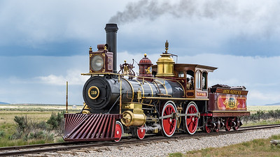 Golden Spike National Historic Site, Promontory, Utah