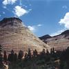 Zion N.P. - Checkerboard Mesa