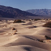Death Valley N.P. - Mesquite Flat Sand Dunes