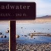 Death Valley N.P. - Badwater