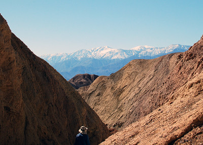 Golden Canyon - Death Valley National Park, CA.