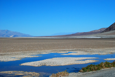 These salt flats cover nearly 200 square miles.