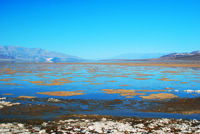 Badwater Basin - Death Valley National Park, CA.