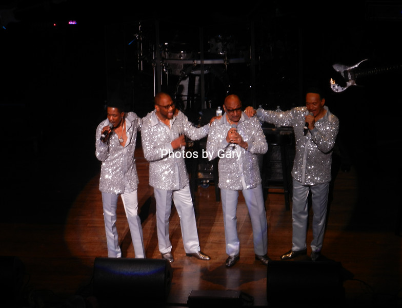 The Four Tops, Heinz Hall, March.