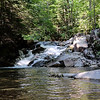 Along the Pemegwasset River - Franconia Notch, NH.