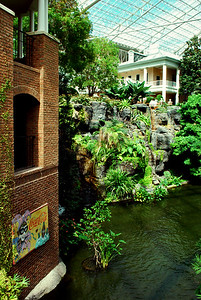 Opryland Resort Hotel - Nashville, TN.