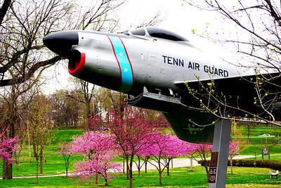 F-86L Sabre Jet.