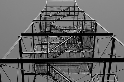 The Steel Tower on Mt. Gilead (272').