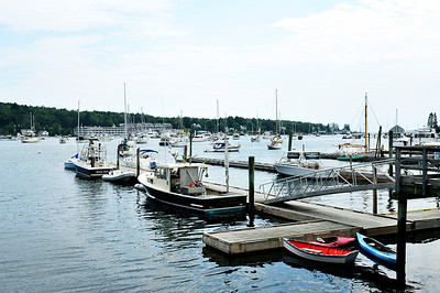 Boothbay Harbor, ME.