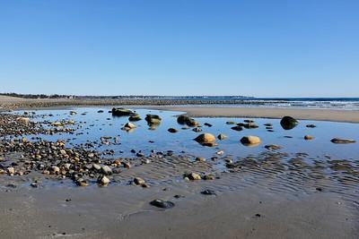 Laudholm Beach.