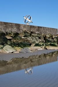 Laudholm Beach - Wells Reserve at Laudholm -Wells, ME.