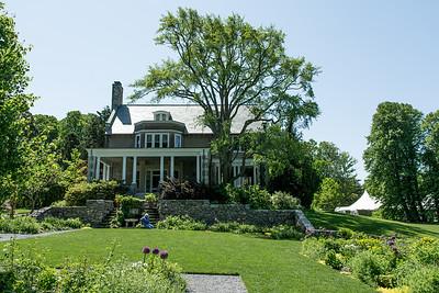 Blithewold Mansion - Bristol, RI.