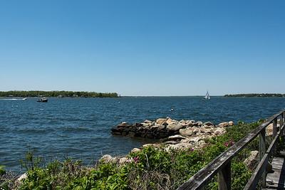 Narragansett Bay.