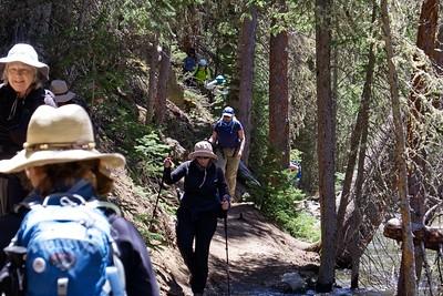 Colorado River Trail - Rocky Mountain National Park, CO.