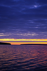 Sunrise, Bayfield, Wisconsin