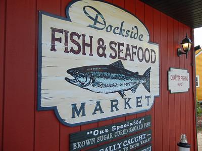 Dockside Fish Market, Grand Marais, Minnesota