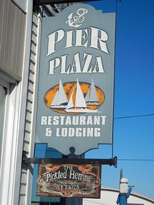 Pier Plaza, Bayfield, Wisconsin