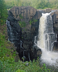 High Falls, Grand Portage State Park, Minnesota