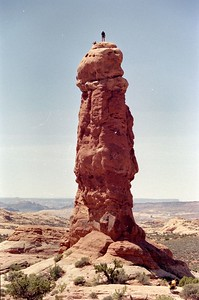 Arches National Park, May 2000