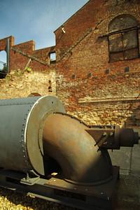 Tradeger Iron Works, RIchmond