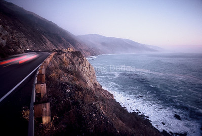 Highway 1, Big Sur, CA.