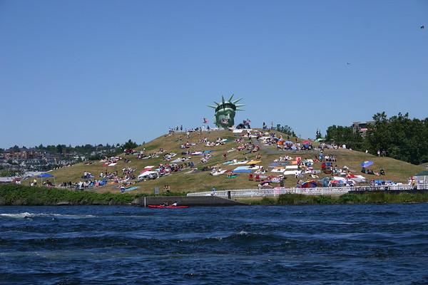 2007-07 Arogsy Cruise (Lake WA)