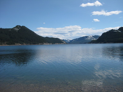 2010-05 Keechelus Lake