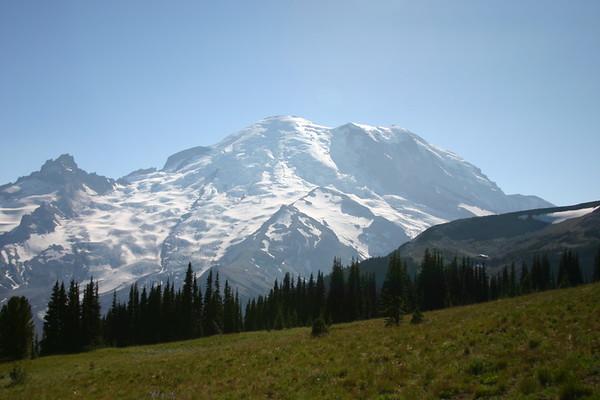 2012-08 Mount Rainier Sunrise