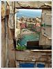 Window into Cinque Terre