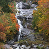 Silver Cascade Falls, White Mountains<br /> Along 302W in New Hampshire