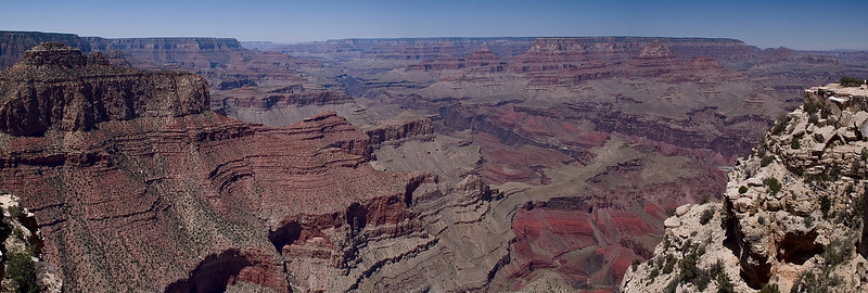 Grand Canyon Panorama 2