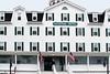 One of many landmark hotels on the Island