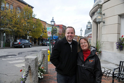 Me & Barb, Front St., Bath, Maine.
