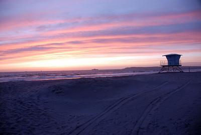 Sunset-at-Coronado-Beach