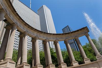 The Millennium Monument