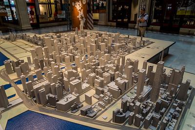 3D Model Of Chicago