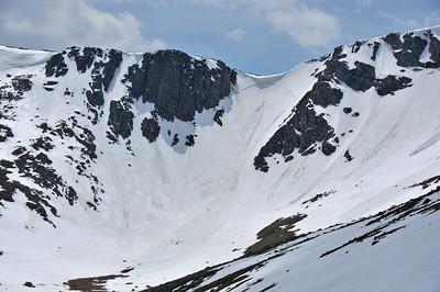 Around Mt Evans