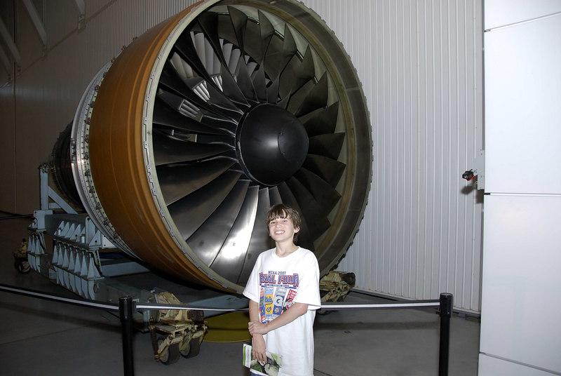 767 Engine