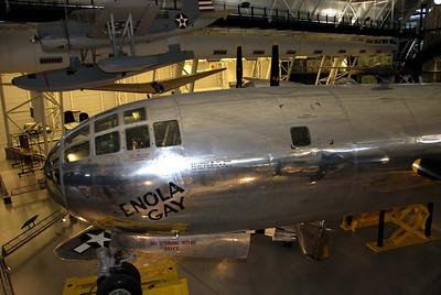 Enola Gay - Nuclear Bomber