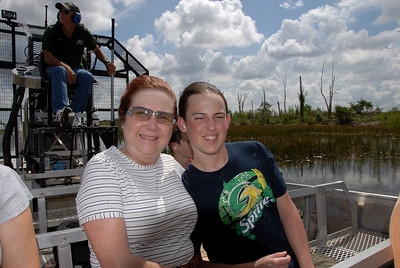 Riding the airboat 2