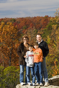 Family-at-overlooking-North