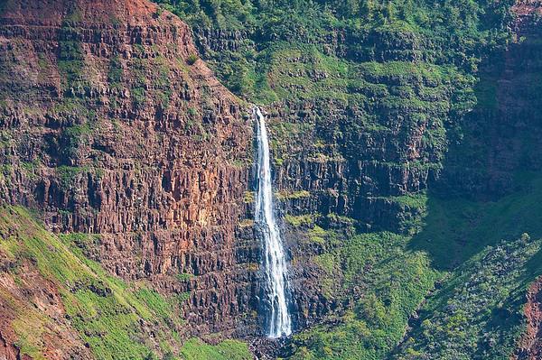 Hawaii - Kauai - Waimea Canyon