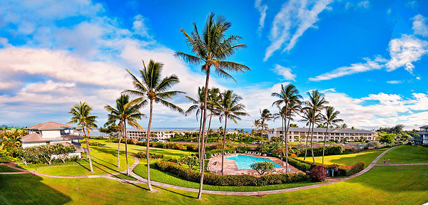 2012 View from unit at Poipu Sands