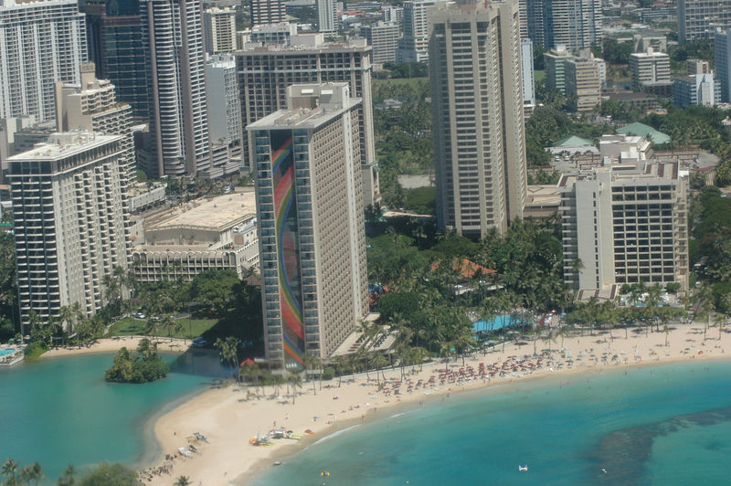 Waikiki Beach - Hilton Resort