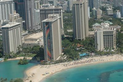 Waikiki Beach - Hilton Resort